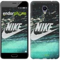 Чехол для Meizu M5 Note Water Nike 2720u-447
