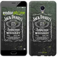Чехол для Meizu M5 Note Whiskey Jack Daniels 822u-447