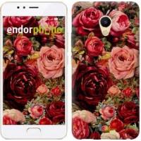 Чехол для Meizu M5s Цветущие розы 2701u-776