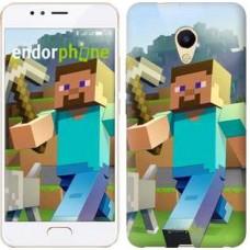 Чехол для Meizu M5s Minecraft 4 2944u-776