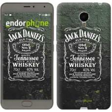 Чехол для Meizu Metal Whiskey Jack Daniels 822u-507