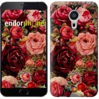 Чехол для Meizu MX5 Цветущие розы 2701c-105