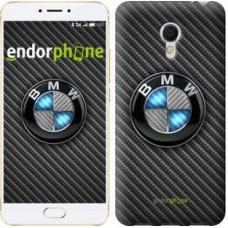 Чехол для Meizu MX6 BMW. Logo v3 3109m-259