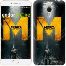 Чехол для Meizu MX6 Metro. Last light 631m-259