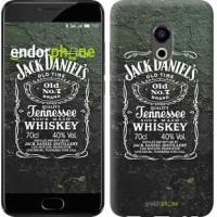 Чехол для Meizu Pro 6 Whiskey Jack Daniels 822u-293