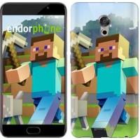 Чехол для Meizu Pro 6 Plus Minecraft 4 2944u-678
