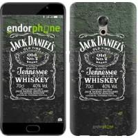 Чехол для Meizu Pro 6 Plus Whiskey Jack Daniels 822u-678