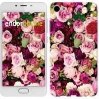 Чехол для Meizu U10 Розы и пионы 2875u-415