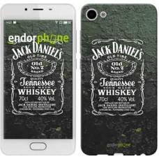 Чехол для Meizu U10 Whiskey Jack Daniels 822u-415