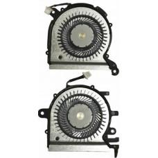 Вентилятор для ноутбука HP Folio 1040 G3 левый+правый