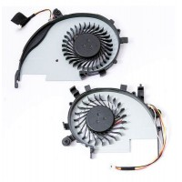 Вентилятор для ноутбука Acer Aspire V5-472,V5-472P,V5-572,V5-572P- Комплект 2 шт (CPU+GPU)