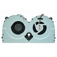 Вентилятор для ноутбука Asus G55VW, G55VM Original 4+4 pin
