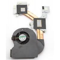 Вентилятор для ноутбука Acer Aspire 4750 (For Discrete Video card, heatsink)