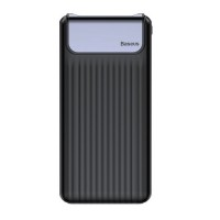 Внешний аккумулятор Baseus Thin Quick Charge 3.0 10000 mAh Black (PPYZ-C01)