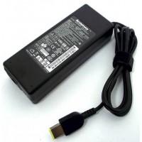 Блок питания Lenovo 20V 4,5A 90W USB Square (45N0238)