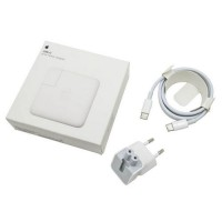 Блок питания Apple 20.3V 3A, 9V 3A, 5.2V 2.4A 61W USB-C Box Original + cable (A1718)