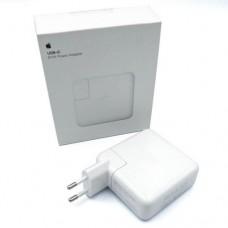 Блок питания Apple 20.3V 3A, 9V 3A, 5.2V 2.4A 61W USB-C Box Original (A1718)