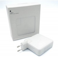 Блок питания Apple 20.2V 4.3A, 9V 3A, 5.2V 2.4A 87W USB-C Box Original (A1719)