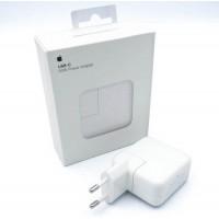 Блок питания Apple 20V 1.5A, 15V 2A, 9V 3A, 5V 3A 30W USB-C Original (A1882)