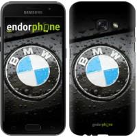 Чехол для Samsung Galaxy A3 (2017) BMW 845m-443