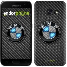 Чехол для Samsung Galaxy A3 (2017) BMW. Logo v3 3109m-443