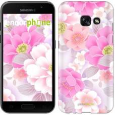 Чехол для Samsung Galaxy A3 (2017) Цвет яблони 2225m-443
