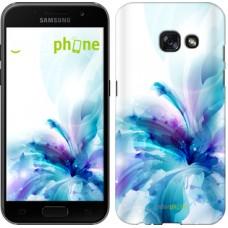 Чехол для Samsung Galaxy A3 (2017) цветок 2265m-443