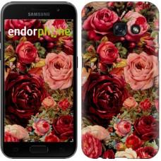 Чехол для Samsung Galaxy A3 (2017) Цветущие розы 2701m-443