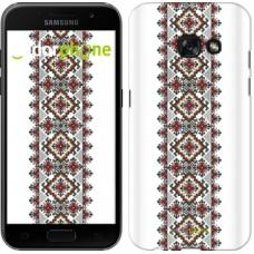 Чехол для Samsung Galaxy A3 (2017) Вышиванка 22 590m-443