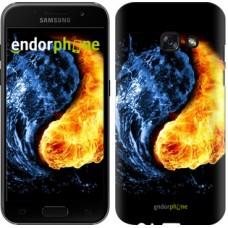 Чехол для Samsung Galaxy A3 (2017) Инь-Янь 1670m-443
