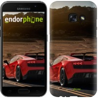 Чехол для Samsung Galaxy A3 (2017) Lamborghini v2 2948m-443