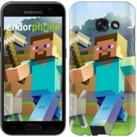Чехол для Samsung Galaxy A3 (2017) Minecraft 4 2944m-443