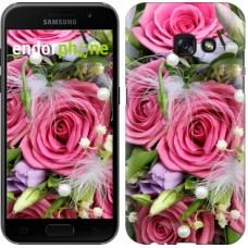 Чехол для Samsung Galaxy A3 (2017) Нежность 2916m-443