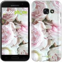 Чехол для Samsung Galaxy A3 (2017) Пионы v2 2706m-443