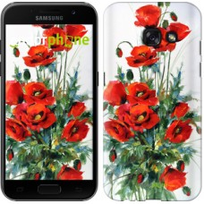 Чехол для Samsung Galaxy A3 (2017) Маки 523m-443