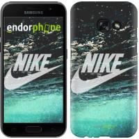 Чехол для Samsung Galaxy A3 (2017) Water Nike 2720m-443