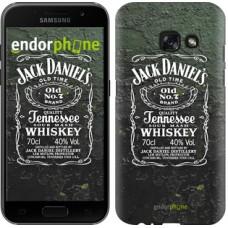 Чехол для Samsung Galaxy A3 (2017) Whiskey Jack Daniels 822m-443