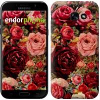 Чехол для Samsung Galaxy A5 (2017) Цветущие розы 2701c-444