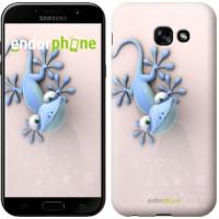 Чехол для Samsung Galaxy A5 (2017) Гекончик 1094c-444