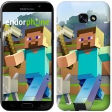 Чехол для Samsung Galaxy A5 (2017) Minecraft 4 2944c-444