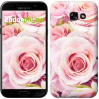 Чехол для Samsung Galaxy A5 (2017) Розы 525c-444