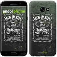 Чехол для Samsung Galaxy A5 (2017) Whiskey Jack Daniels 822c-444