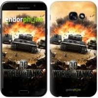 Чехол для Samsung Galaxy A5 (2017) World of tanks v1 834c-444