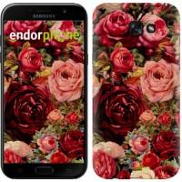 Чехол для Samsung Galaxy A7 (2017) Цветущие розы 2701m-445