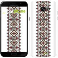 Чехол для Samsung Galaxy A7 (2017) Вышиванка 22 590m-445