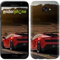 Чехол для Samsung Galaxy A7 (2017) Lamborghini v2 2948m-445