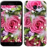 Чехол для Samsung Galaxy A7 (2017) Нежность 2916m-445