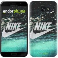 Чехол для Samsung Galaxy A7 (2017) Water Nike 2720m-445