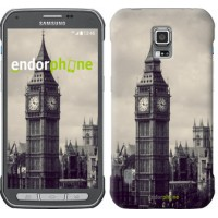 Чехол для Samsung Galaxy S5 Active G870 Биг Бен 849u-364
