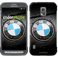 Чехол для Samsung Galaxy S5 Active G870 BMW 845u-364